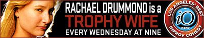 Get Wifed! - Trophy Wife - Wednesdays @ 9:30pm IOWest