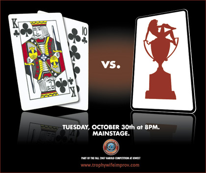 King Ten vs. Trophy Wife - Tuesday, October 30th @ 8pm