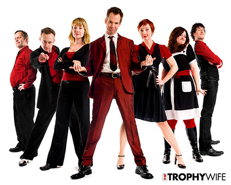 Trophy Wife Group Photo (Spring 2009)