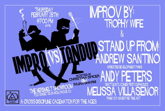 Trophy Wife at NerdMelt Feb. 28th @ 7pm